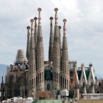 Basilica de la Sagrada Familia / Church of the Holy Family (Barcelona)