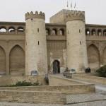 Palacio de la Aljafería / The Aljaferia Palace (Zaragoza)