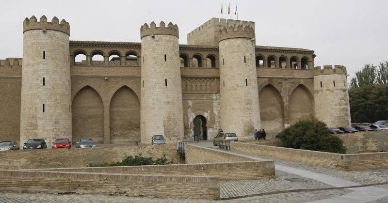 Palacio de la Aljafería / The Aljaferia Palace (Zaragoza) - The best places i...