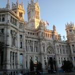 Plaza de Cibeles / Cibeles Square (Madrid)