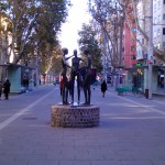 Gran Via Avenue (Zaragoza)