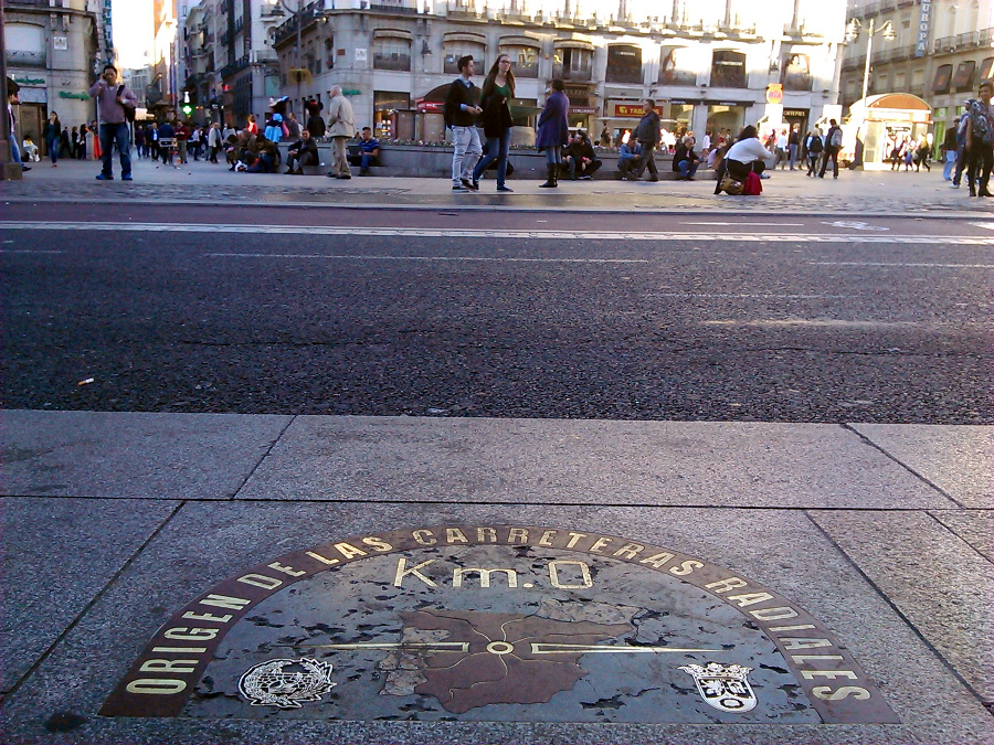 puerta del sol sun square madrid the best places in