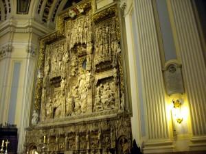 pilar cathedral inside