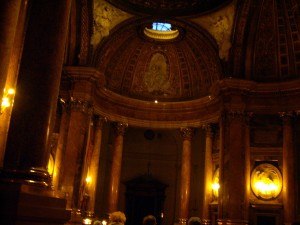 pilar cathedral inside3
