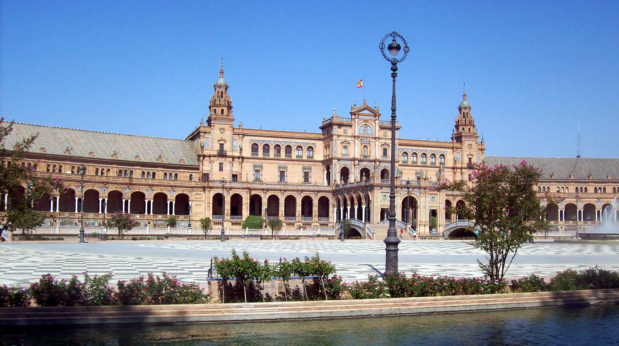 Plaza de España / Spain Square (Seville) - The best places in Spain