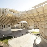 Metropol Parasol (Las setas) / The mushrooms square (Seville)