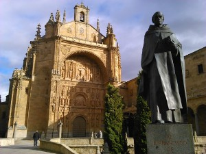 convento de san esteban dominicos