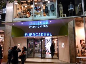 fuencarral market