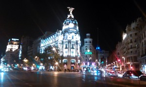 madrid gran via