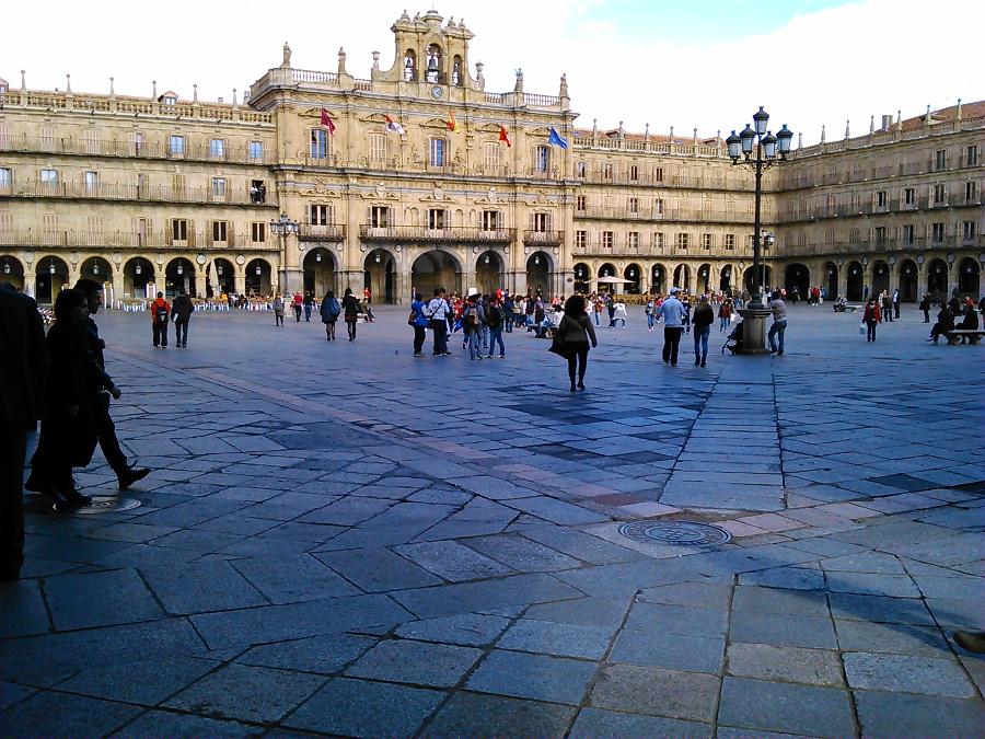 Plaza Mayor de Salamanca / Salamanca Main Square - The ...