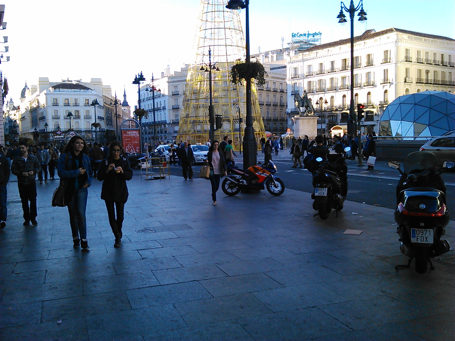 One week tour in madrid what to visit in seven days in for Gran via puerta del sol madrid
