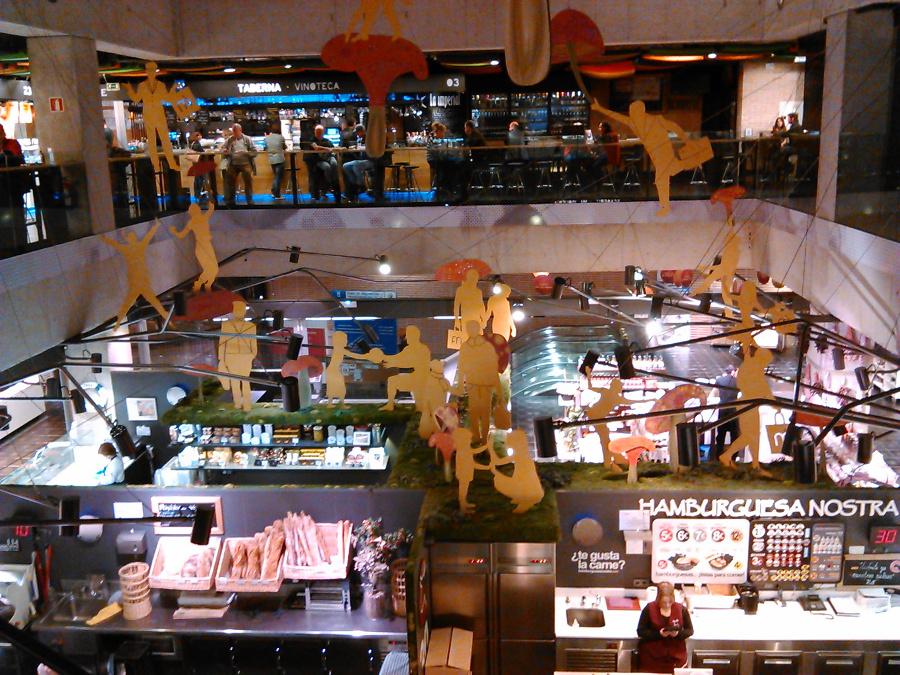 san anton market