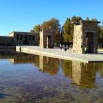 The Debod Temple (Madrid)
