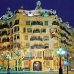 Casa Mila – La Pedrera: A Gaudí designed building in Paseo de Gracia (Barcelona)