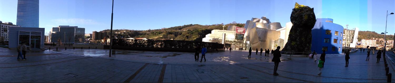 Guggenheim panoramic