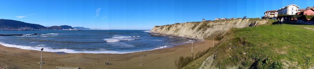 beach getxo