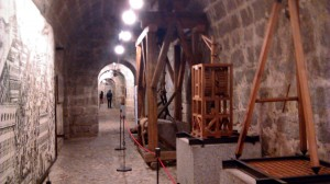 construction tools of el escorial