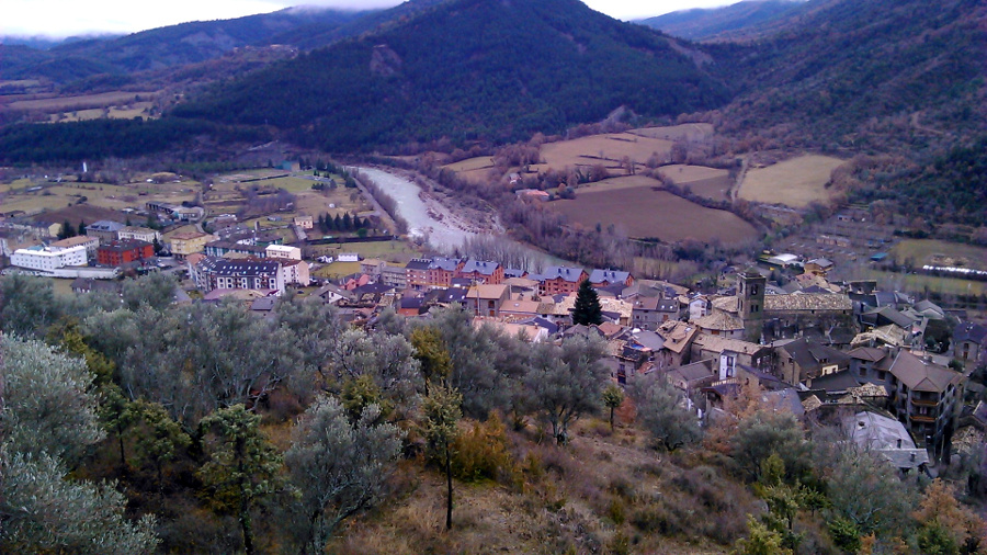 Boltana Spain  city photos gallery : ... town in the center of the Pyrenees The best places in Spain