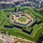 La Ciudadela de Jaca / The Jaca Citadel  (The Pyrenees, Huesca)