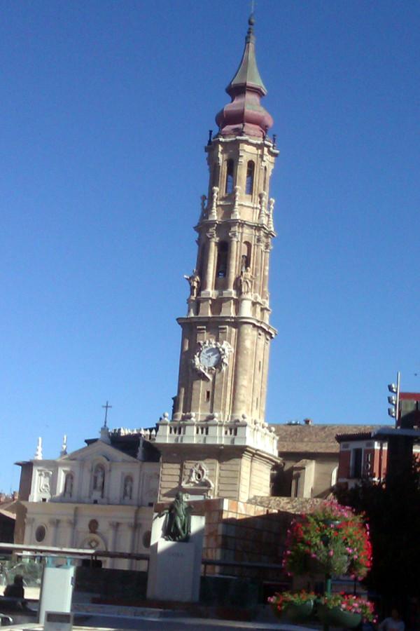 La Seo del Salvador / Salvador Cathedral (Zaragoza) - The best places in Spain