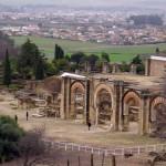 Medina Azahara medieval palace (Cordoba)