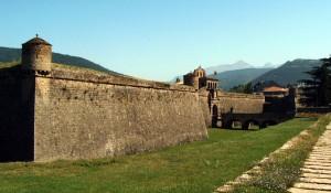 muralla ciudadela jaca