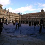 Plaza Mayor de Salamanca / Salamanca Main Square
