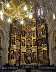 retablo catedral burgos