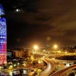 Torre Agbar / Agbar Tower (Barcelona)