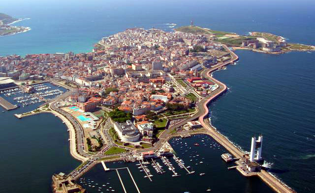 La Coruna Spain  city photo : ... What to visit in La Coruña city Galicia The best places in Spain