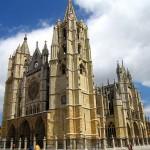 Catedral de León / Santa Maria de la Regla Cathedral (Leon city)