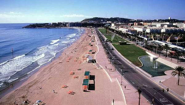 la pineda beach