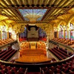 Palau de la Música Catalana / The Catalonian Music Palace (Barcelona)