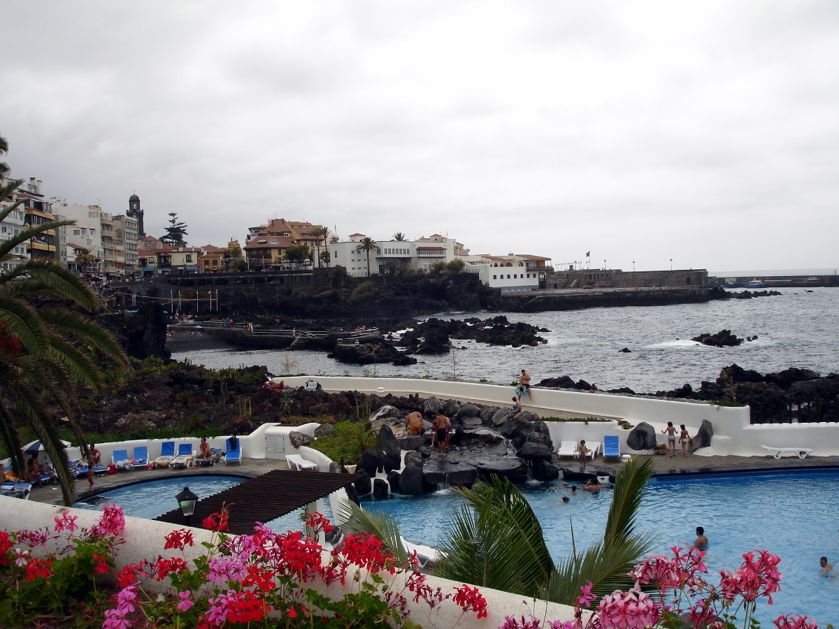 Puerto de la cruz tenerife canary islands the best places in spain - Puerta de la cruz ...