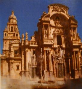 catedral murcia (year 1986)