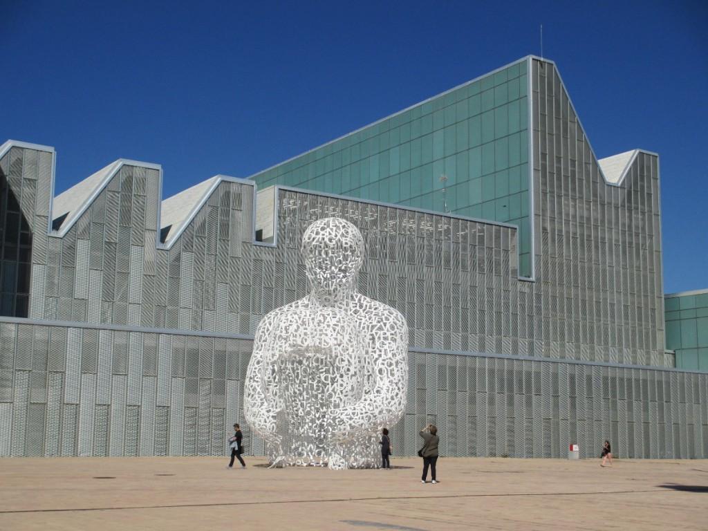 escultura alma de ebro zaragoza