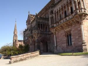 PALACIO MARQUES DE COMILLAS