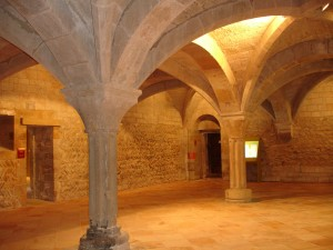 VERUELA monks room
