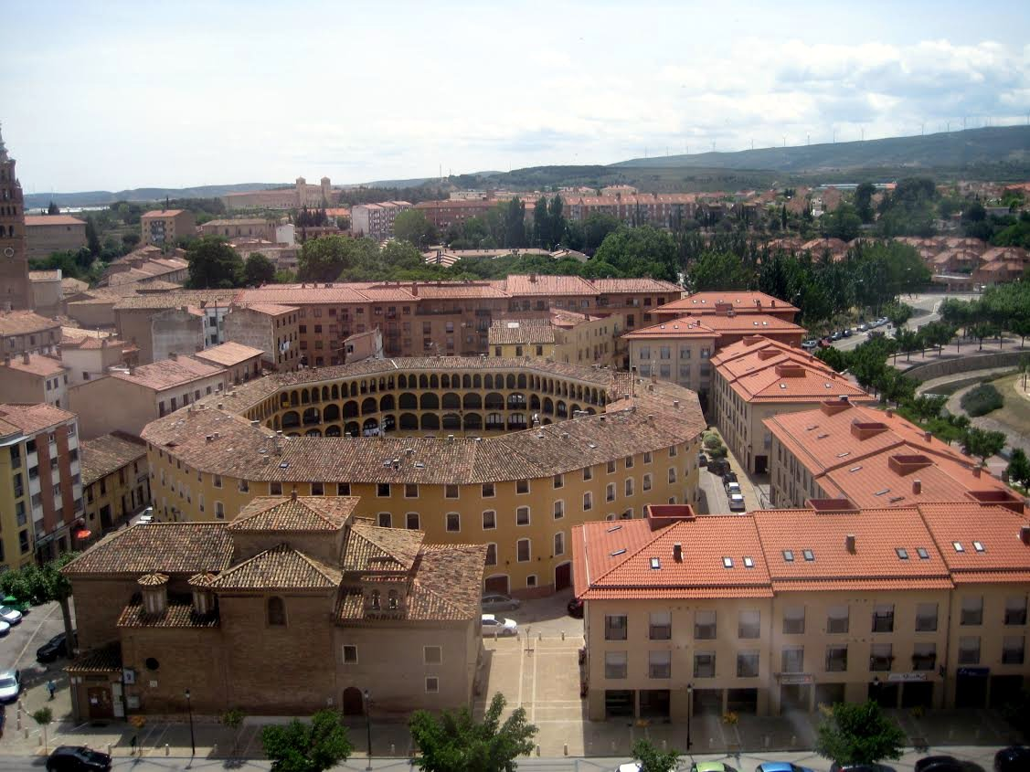 What To Visit In Tarazona City Zaragoza Aragon The Best Places