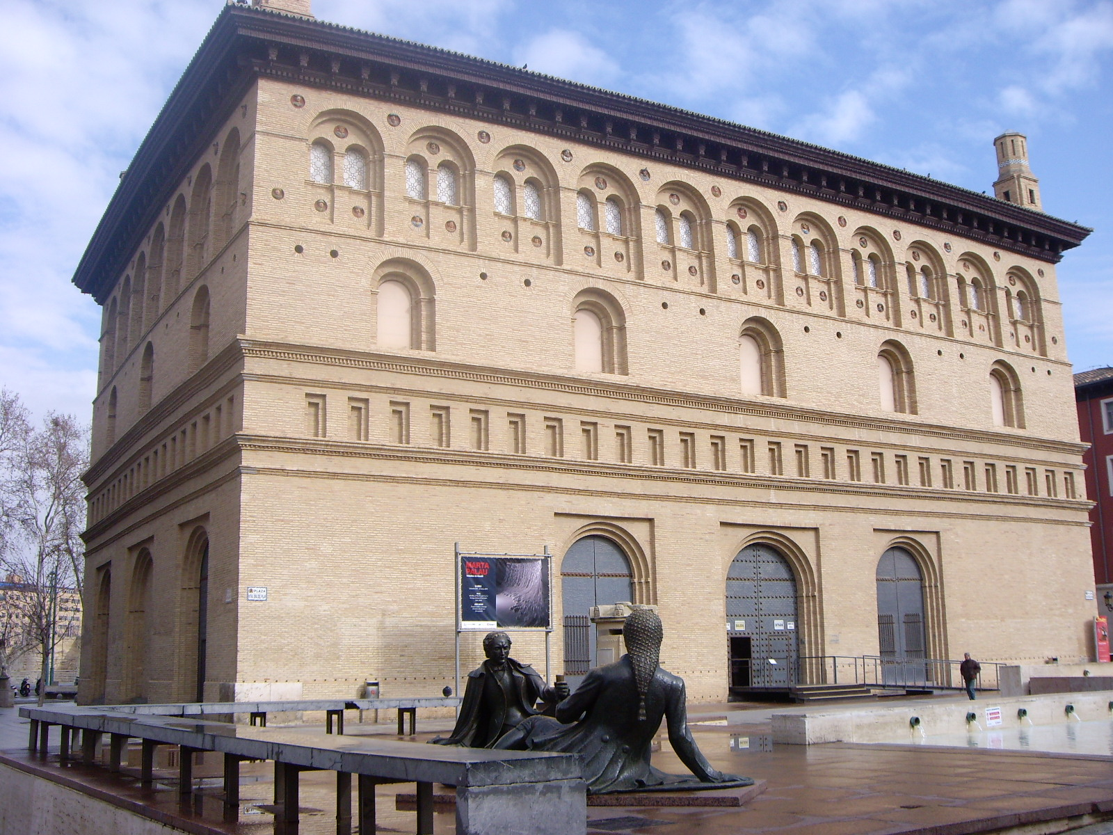 Pilar Square, Saragossa (Plaza del Pilar de Zaragoza) - The best places in Spain