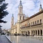 Pilar Square, Saragossa (Plaza del Pilar de Zaragoza)