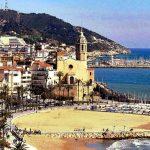 Visiting Sitges, Barcelona (Gold Coast)
