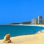 Playa de Aro (Platja d'Aro), Costa Brava, Catalonia